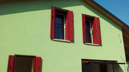 Case in legno venezia lino quaresimin for Case legno xlam