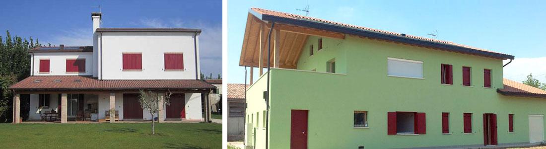 Case in legno xlam venezia lino quaresimin maerne di for Case in legno xlam